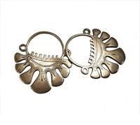 Височные кольца большие, реконструкция