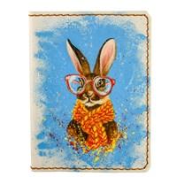 12 Кролик (шарф, очки)