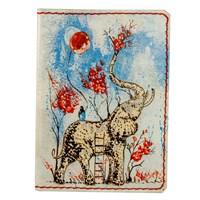 140 Слон и девочка с шаром
