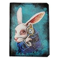 23 Кролик с часами