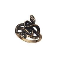 """Кольцо """"Змея"""" (18 и 18,5 размер)"""