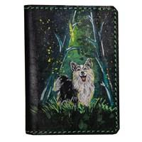 19 Собака в лесу